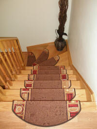 Sarpet Stair Treads made in Europe