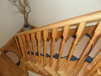 Carpet Stair Rugs for small steps